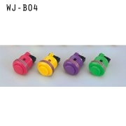 28MM SMALL PUSH BUTTON (ROUND STYLE) W/ SWITCH